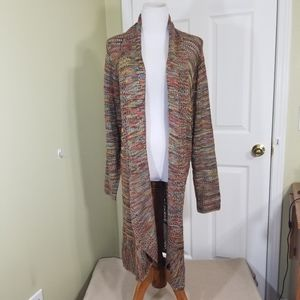 NWT New Directions open cardigan